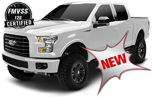 2016 - 2015 Ford F150 4WD - 6-in. Suspension System
