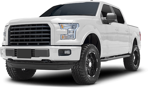 2018 - 2014 Ford F150 - 2-in. LEVEL IT Suspension System w/ RS7000MT Front Shocks - RS66504R7
