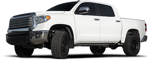2016 - 2007 Toyota Tundra 4WD - 2.5-in. LEVEL IT System w/ RS7000MT Front Shocks - RS66902R7